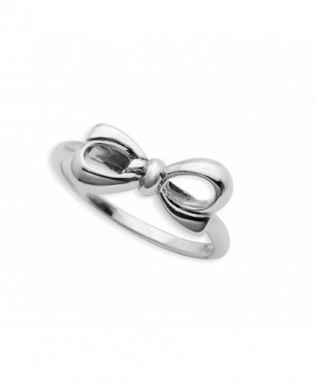 Boma Sterling Silver Bow Ring - C31182F8M5H