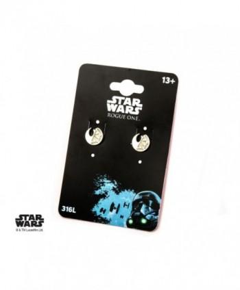 Earrings Alliance Galactic Empire Symbol