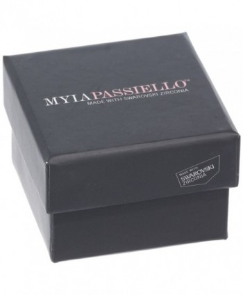 Myia Passiello Stackable Swarovski Zirconia in Women's Band Rings