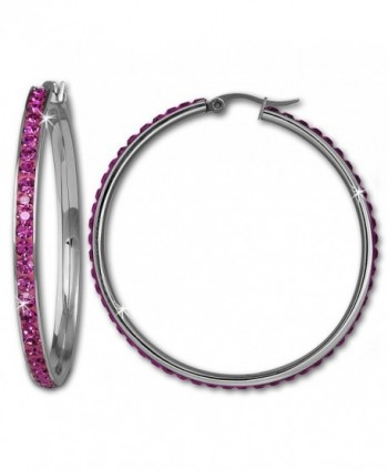 Amello Stainless Swarovski elements diameter - CL11M9AT3PX