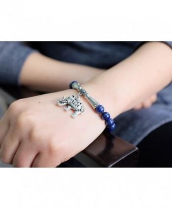 Falari Elephant Natural Bracelet B2448 LAPS in Women's Strand Bracelets