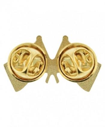 PinMarts Force Crossed Friendship Enamel in Women's Brooches & Pins