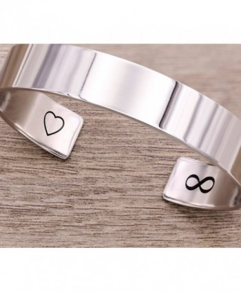 Melix Inspirational Stainless Adjustable Christmas in Women's Stretch Bracelets