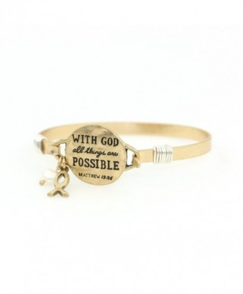 Possible Handmade Beautiful Christian Bracelet