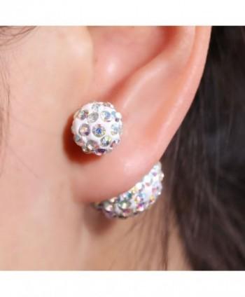 Sexy Sparkles Earrings Rhinestone Stoppers in Women's Ball Earrings