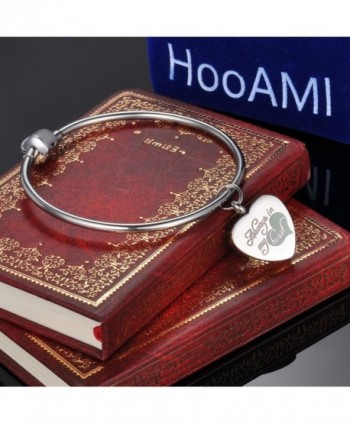 HooAMI Always heart Charm Bracelet in Women's Bangle Bracelets