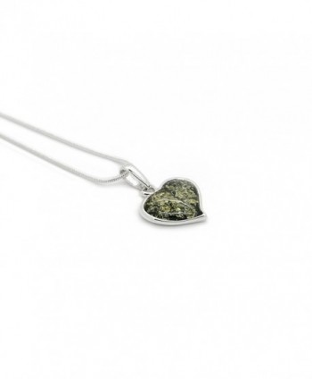Sterling Pendant Necklace Genuine included