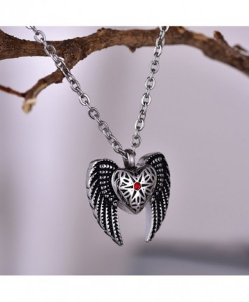 FCZDQ Necklace Memorial Keepsake Cremation in Women's Pendants