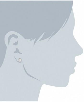 Judith Jack Sterling Crystal Earrings