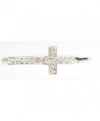 Christian Bracelet Scripture Sideways Stretch