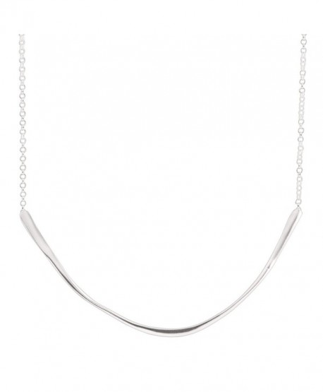 """Silpada 'Expressions' Sterling Silver Necklace- 17+2"""" Extender - CC12N8A86HN"""