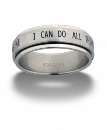 Forgiven Jewelry I Stainless 8 Christian Jewelry