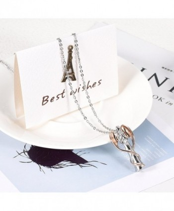 Memorial Cremation Necklace Stainless Keepsake