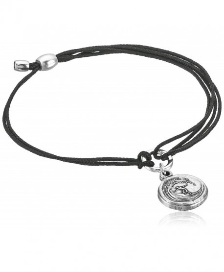 Alex and Ani Women's Kindred Cord Bracelet Surfing/Silver One Size - CN12EPJP4GX