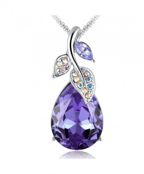 SUES SECRET Swarovski Birthstone Valentines - Deep Purple - CK188000KW3