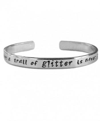 Forgotten Stacking Bracelets Aluminum Hand
