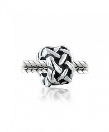 Bling Jewelry Sterling Silver Celtic in Women's Charms & Charm Bracelets