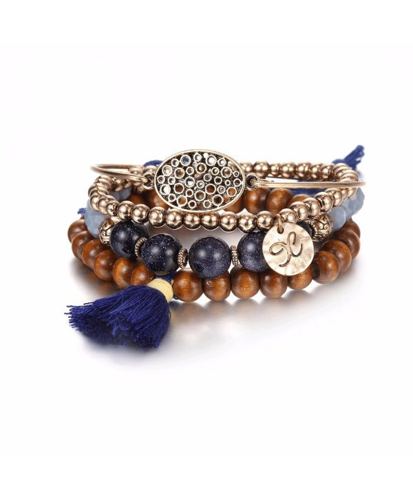 Stacked Bracelets Fashion Handmade Stackable - CH183W5RE4N