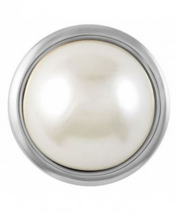 Ginger Snaps Grand White Pearl Snap SN31-21 - CN122G6UE0D