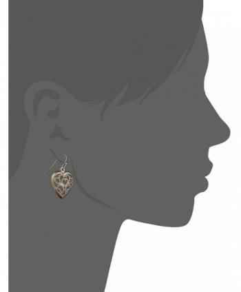 1928 Jewelry Classics Gold Tone Filigree
