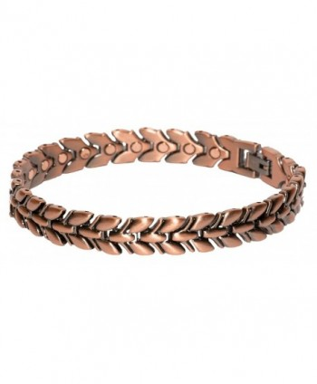 Copper Plated Flight - Magnetic Therapy Bracelet - CY1194VWX8F