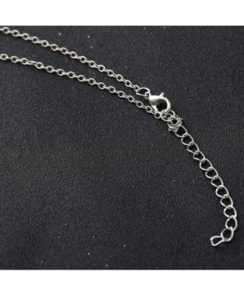Ammazona Pendant Necklace Healing Balancing in Women's Chain Necklaces