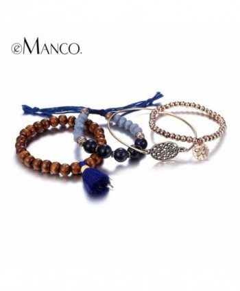 eManco Bohemian Stackable Bracelets customization