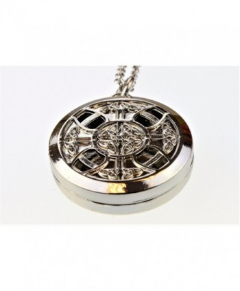Aromatherapy Essential Diffuser Necklace Pendant