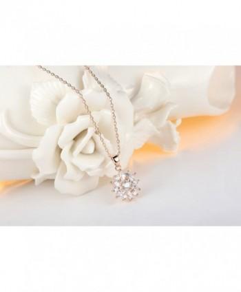 BAMOER Jewelry Pendants Necklace Bracelet in Women's Jewelry Sets