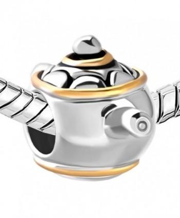 CharmsStory Teapot office Charms Bracelets