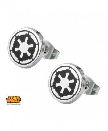 Galactic Star Wars Stainless Earrings