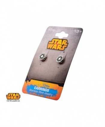 Galactic Star Wars Stainless Earrings in Women's Stud Earrings