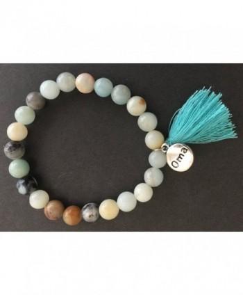 Buddha Healing Gemstone Bracelet Meditation in Women's Strand Bracelets