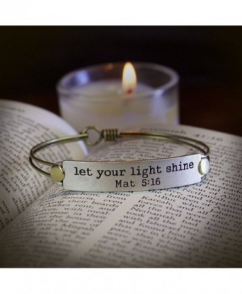Let Your Light Shine Inspirational