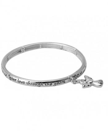 Blessing Bracelet Bookmark Jewelry Nexus in Women's Stretch Bracelets