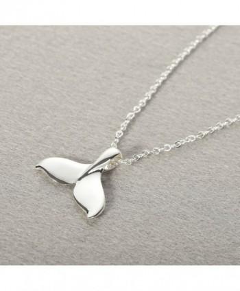 Fettero Pendant Necklace Dolphin Sliver