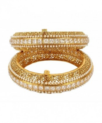 MUCHMORE Awesome Bangles Traditional Partywear