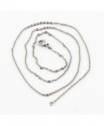 SHINYSO stainless Silver Womens Necklace