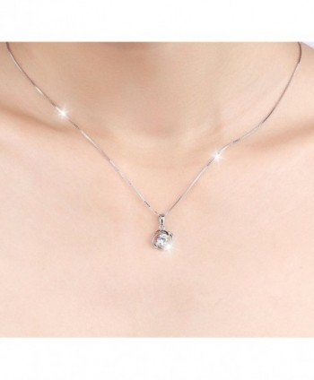 Necklace Swarovski Christmas Granddaughter Girlfriend in Women's Pendants
