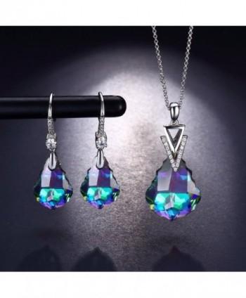 T400 Jewelers Swarovski Elements Waterdrop in Women's Jewelry Sets