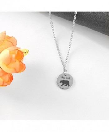 Meiligo Fashion Necklace Matching Engraved