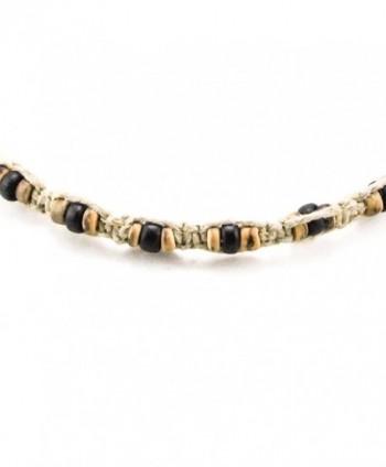 Choker Necklace Coconut Black Tiger