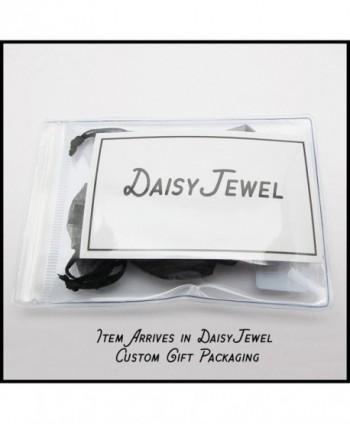 DaisyJewel Bronze Crystal Dangle Earrings in Women's Drop & Dangle Earrings