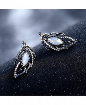 OKAJEWELRY Earrings Silver Earring Jewelry in Women's Stud Earrings