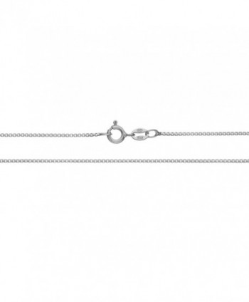 Solid Italian Sterling Silver Necklace