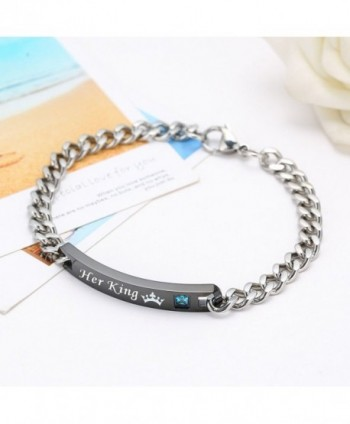 Gagafeel Matching Titanium Stainless Bracelet in Women's Cuff Bracelets
