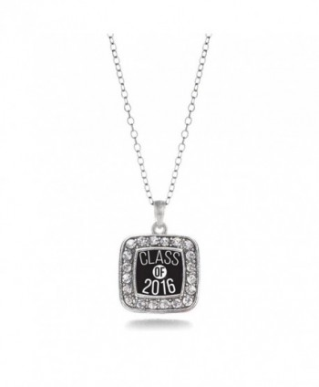 Class Of 2016 Classic Charm Necklace - C811V7TZ61X