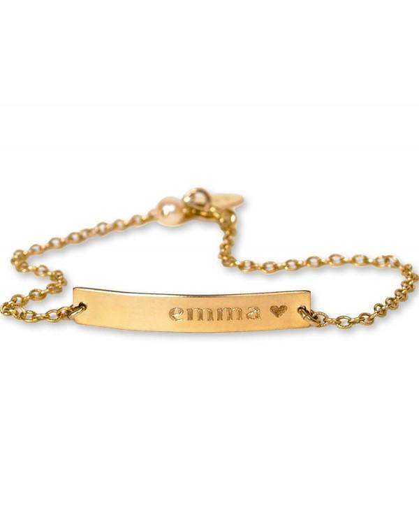 Personalized ID Bracelet with Custom Name- Wedding Date- Verse- Coordinates - C311TG4CWPJ