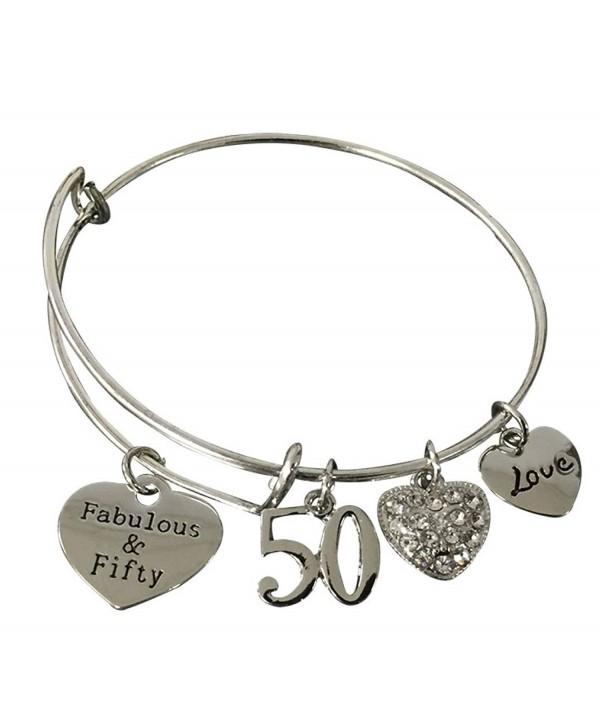 Birthday Expandable Bracelet Adjustable Perfect - CA12IEQWK01