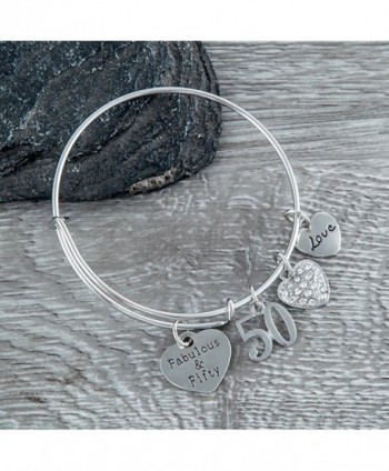 Birthday Expandable Bracelet Adjustable Perfect